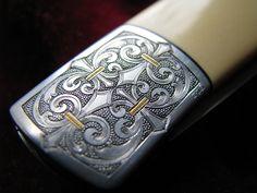 Hand Engraver - Houston, TX - Bespoke Engraving