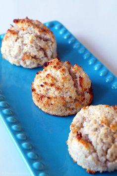 Glutenvrije en suikervrije kokosbollen