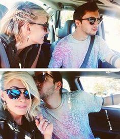 Jenna and Tyler