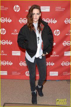 kristen stewart XRAY | Kristen Stewart: 'Camp X-Ray' Sundance Film Festival Premiere! | 2014 ...