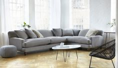 Galloway Corner Sofa from Darlings of Chelsea