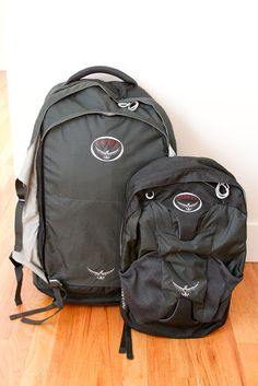 Answering Oliver: Post-Trip Backpack Review: Osprey Farpoint 55