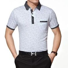 Brand Name: TIARAKASleeve Length(cm): ShortMaterial: CottonStyle: FormalPattern Type: StripedType: LooseColor Style: SolidFeature: BreathableDecoration: PocketsSale by Pack: NoGender: MenTops Type: PolosTops Type: PolosGender: MenNO: 0639 Camisa Polo, Style Casual, Men Casual, Hugo Boss, Polo Shirt Style, Slim Fit Polo Shirts, Stylish Men, Menswear, Mens Fashion