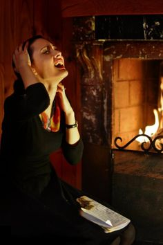"""Manuscripts don't burn (photo from """"Margarita: Woman, Witch, Queen"""" by Nikolay Endegor, inspired by Mikhail Bulgakov's """"The Master and Margarita"""")"""