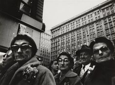 Christmas Shopping, Macy's, New York by William Klein on artnet Auctions
