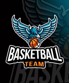 "**Basketball Logo Template for Sport/Esport Logo** Font link in the ""Readme! Basketball Memes, Basketball Cupcakes, Basketball Tattoos, Basketball Videos, Basketball Jersey, Basketball Court, Silhouette Images, Silhouette Photo, Marken Logo"