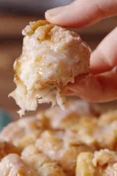This Monkey Bread Tastes Exactly Like Apple Fritters   - Delish.com