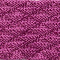 Crochet Patterns Funny Triangular patternThe triangular pattern can be worn on both sides, giving you . Ladies Cardigan Knitting Patterns, Knitting Patterns Free, Crochet Patterns, Knitting Stiches, Easy Knitting, Purl Stitch, Edge Stitch, Tunisian Crochet, Crochet Motif