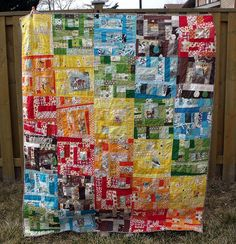 Lush quilt | Flickr - Photo Sharing!