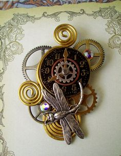 simple steampunk ideas   Aloha! Thanks for reading! I'll be back with much more FUN and ...