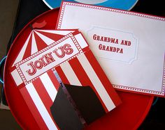 Great ideas for a carnival party