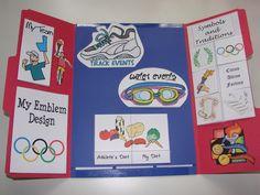 Summer Olympics 2012 Unit Study & Lapbook from Homeschool Share