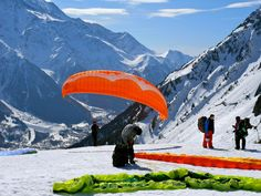 Paragliding And Paramotor Training