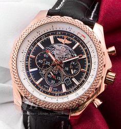 Реплика часов Breitling Bentley B05 Unitime , купить в интернет магазине viptimeclub.ru. Каталог цен на реплики часов с отзывами
