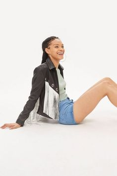 Discover the latest in women's fashion and new season trends at Topshop. Shop must-have dresses, coats, shoes and more. Topshop Joni, Short Image, Stretch Shorts, Short Outfits, New Day, Short Skirts, Bleach, Denim Shorts, Asos