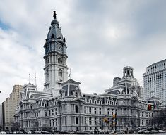 City Hall, Philadelphia, Pennsylvania