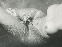 Nude of the Sea, Camargue, 1966