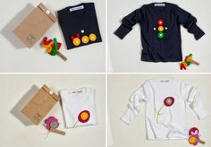 DIY T-Shirt Kit for Kids