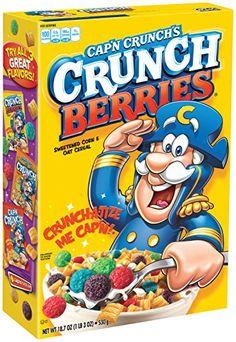 Cap'n Crunch Crunch Berries Breakfast Cereal, 18.7oz Box ... http://www.amazon.com/dp/B00SIQ00QC/ref=cm_sw_r_pi_dp_ckDmxb1A976DY