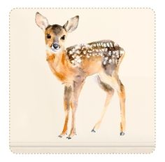 Deer Wall Decal by Oliver's Twisty Tales