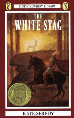 The White Stag (Newbery Library, Puffin) by Kate Seredy,http://www.amazon.com/dp/0140312587/ref=cm_sw_r_pi_dp_gcWrtb0XS1GZGXMQ