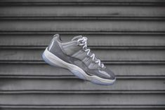 best website 555f7 8c59b Nike Air Jordan 11 Retro Low - Cool Grey