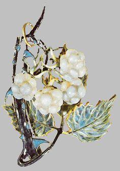 René Lalique bijoux. Pendant