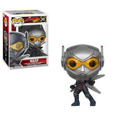 Funko Unveils New Ant-Man & Wasp Pop! Figures And Keychains