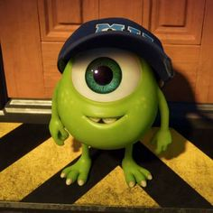 Little Mike from Monsters U