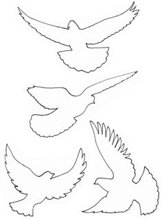 Here's the dove to trace for your mobile.