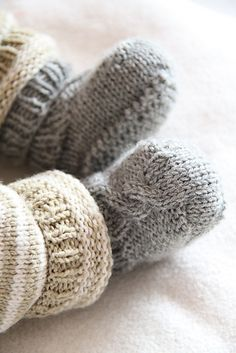 Ravelry: epipa baby booties by epipa