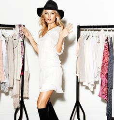 Kate Hudson for Lindex – Spring 2014