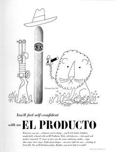 Paul Rand / El Producto anuncio ilustrado