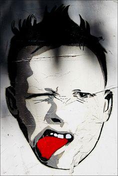 STENCILOVE oder ALIAS??? by URBAN ARTefakte, via Flickr