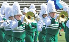 Marching band has busy season ahead, including Hawaii trip