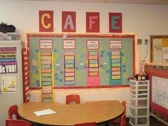 Daily 5 and CAFE website- lots of resources :)