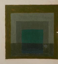 Studio and Garden: Josef Albers: A Passion for Color