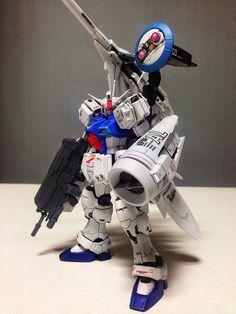 RG 1/144 Gundam GP03 ver.Light Custom Build - Gundam Kits Collection News and Reviews