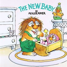 Mercer Mayer's Little Critter has a brand-new baby sister in this classic, funny, and heartwarming book that makes for the perfect gift this. Mercer Mayer Books, New Sibling, Sibling Gifts, Sibling Rivalry, Little Critter, Baby Sister, Toddler Preschool, Great Books, Future Baby