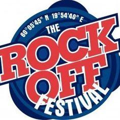 Rockoff Festival 2016 22.-30.7. Mariehamn, Åland /  Maarianhamina, Ahvenanmaa  Festivaalipassi / Festival pass 99,50€