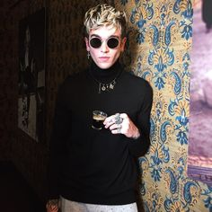 Getting Into Gabriel Kane-Lewis's Whole '80s Pop Star Thing