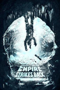 The Empire Striikes Back Poster - Daniel Norris