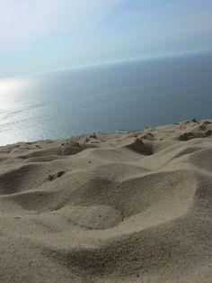 northern michigan | Northern Michigan / Sleeping Bear Dunes , Lake Michigan