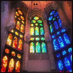 Sagrada Família nel Barcelona, Cataluña