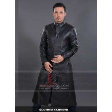 Star Trek into Darkness Stylish Leather Jacket Trench Coat