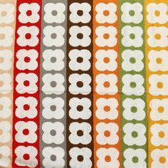 Orla Kiely - Multi Flower Stripe Towel - Bath Sheet