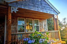 Decorative Nautical Porch Corner Brackets and House Trim