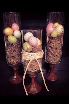 Easter Decoration. (Karen's Kreations DIY and Crafts Design)