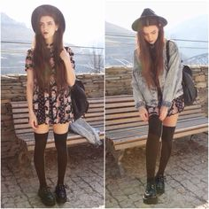 florals & knee socks. hats & jean jackets. TAKE YOUR PICK OR PICK ALL!!
