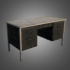 Old Office Desk - Home Office Furniture Collections Check more at http://michael-malarkey.com/old-office-desk/